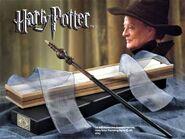 Réplica de la varita de Minerva McGonagall