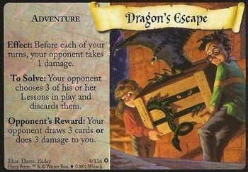 Escape del dragón (Carta)