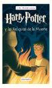 Harry Potter y las Reliquias de la Muerte portada español