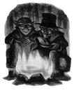 Harry Potter y las Reliquias de la Muerte - Ilustración capítulo 15