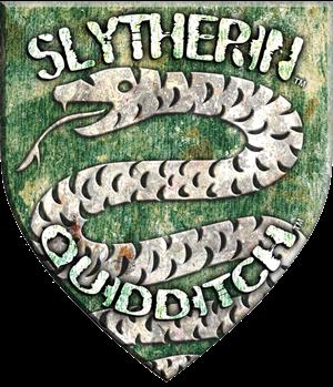 Equipo de Quidditch de Slytherin