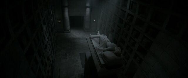 Mausoleo de los Lestrange
