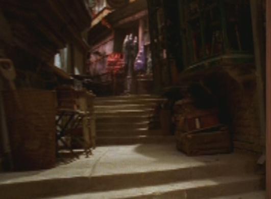 Tienda de Chatarra Mágica de Cranville Quincey