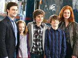 Familia Potter