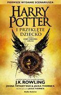 Harry Potter y el legado maldito (portada Polonia)
