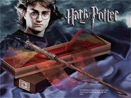 Réplica de la varita de Harry Potter