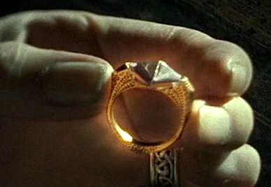 Maldición del anillo de Sorvolo Gaunt