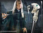 Réplica de la primera varita de Lucius Malfoy