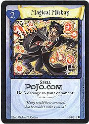 Desventuras mágicas (Carta)