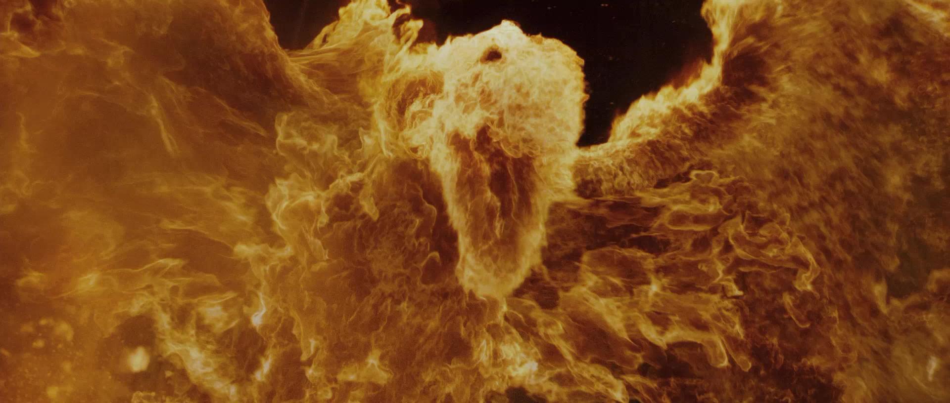 Fuego maligno