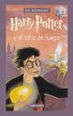 Harry Potter y el Cáliz de Fuego Portada Español