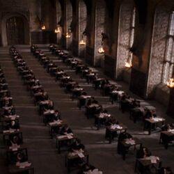 Años de Hogwarts