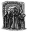 Harry Potter y la Orden del Fénix - Ilustración capítulo 38