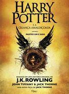 Harry Potter y el legado maldito (portada Brasil)