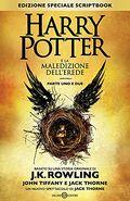 Harry Potter y el legado maldito (portada Italia)