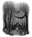 Harry Potter y las Reliquias de la Muerte - Ilustración capítulo 14