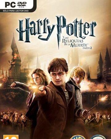 Harry Potter Y Las Reliquias De La Muerte Parte 2 Videojuego Harry Potter Wiki Fandom