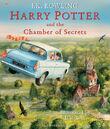 HP y la cámara secreta (ilustrado Gran Bretaña)