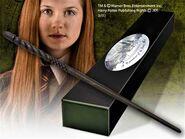 Réplica de la varita de Ginevra Weasley