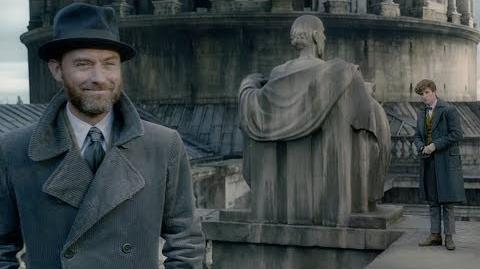 Animales Fantásticos Los Crímenes de Grindelwald - Trailer 1 - Oficial Warner Bros