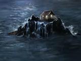 Cabaña en la Roca