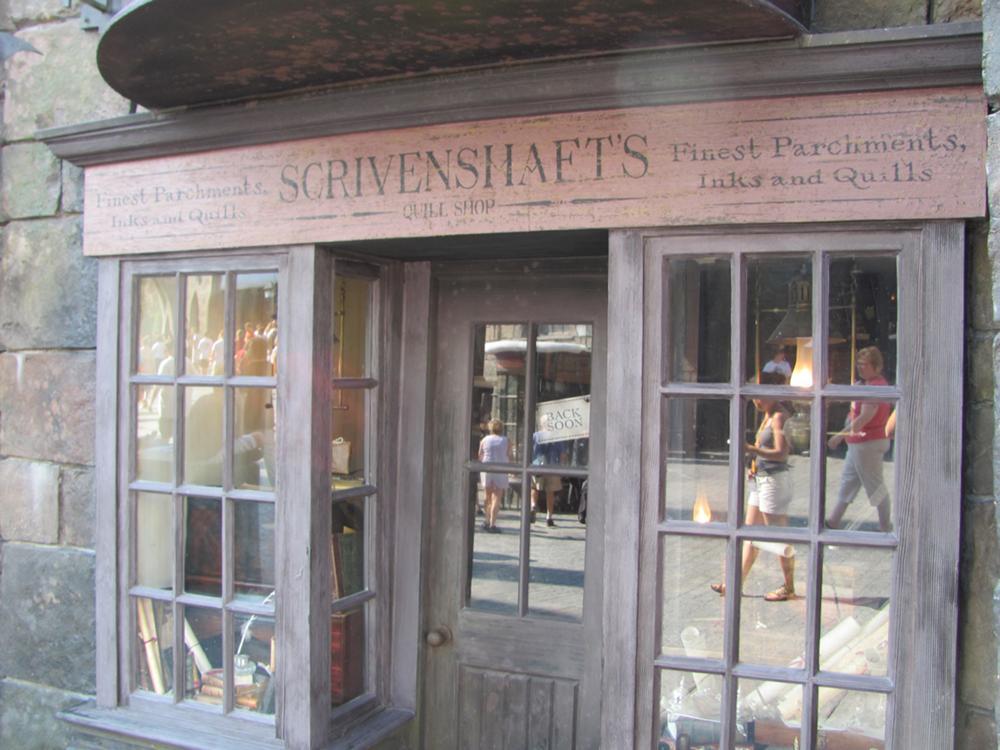 Tienda de plumas Scrivenshaft