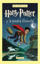 Harry Potter y la Piedra Filosofal Portada Español