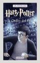 Harry Potter y la Orden del Fénix Portada Español