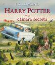 Harry Potter y la cámara secreta ilustrado español
