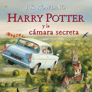 Harry Potter y la cámara secreta ilustrado español.jpg