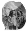 Harry Potter y las Reliquias de la Muerte - Ilustración capítulo 32