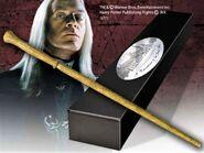 Réplica de la segunda varita de Lucius Malfoy