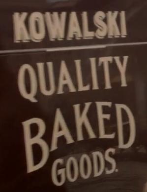 Bienes Horneados de Calidad Kowalski