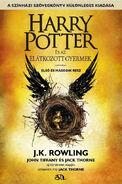 Harry Potter y el legado maldito (portada Hungría)