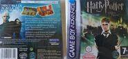V5 Carátula de Harry Potter y la Orden del Fénix (GBA)