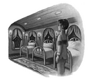 Harry Potter y el prisionero de Azkaban - Ilustración capítulo 3