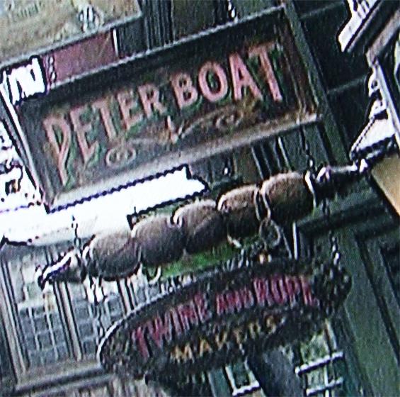 Barco de Peter