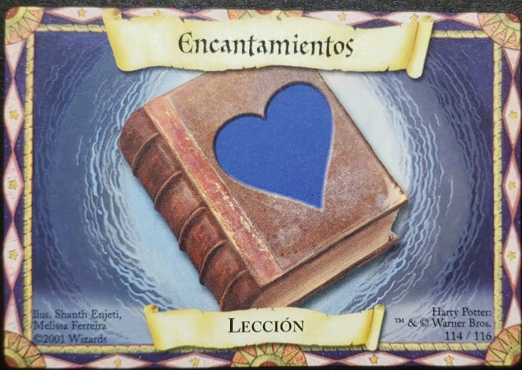 Encantamientos (Carta)