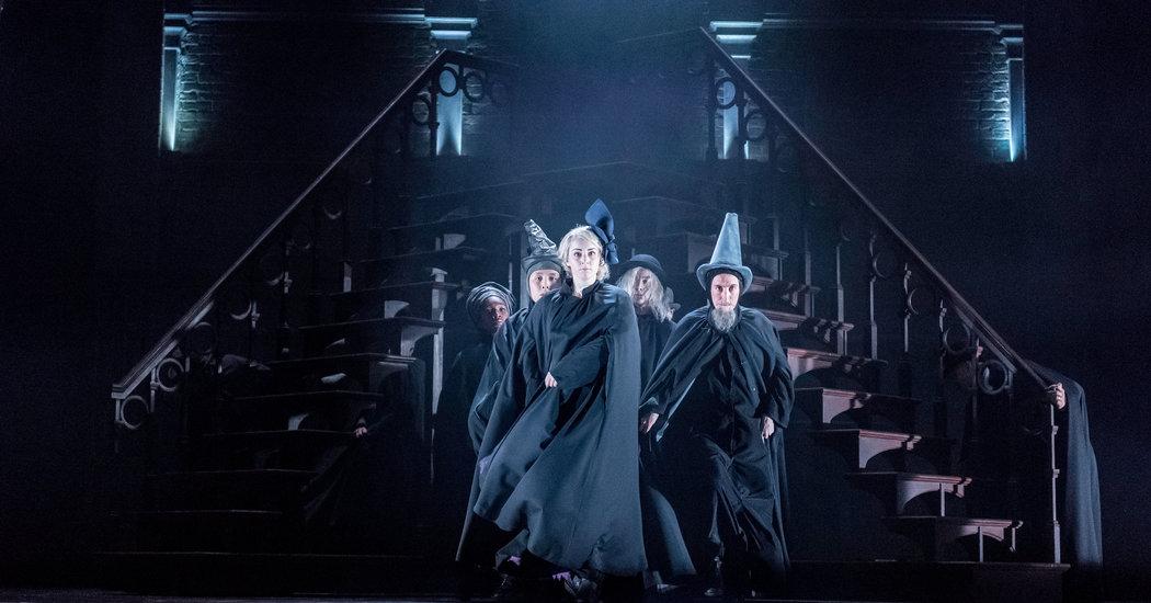 Plan del Augurey para el regreso de Lord Voldemort