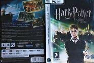 V5 Carátula de Harry Potter y la Orden del Fénix (PC)