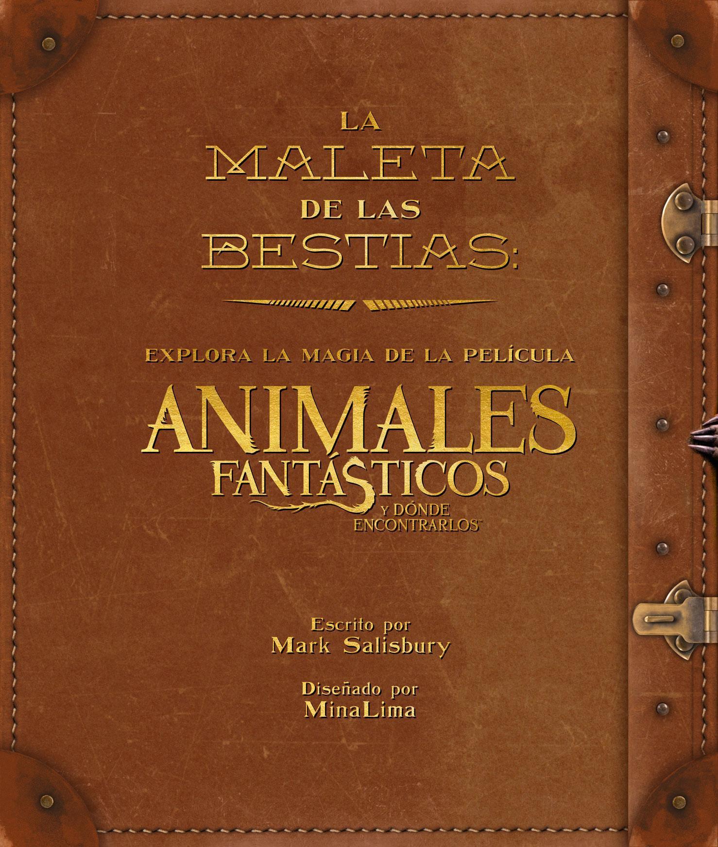 La maleta de las bestias: Explora la magia de la película Animales fantásticos y dónde encontrarlos