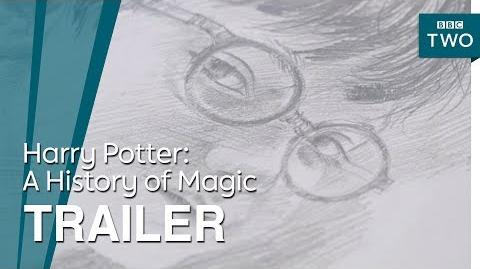 Harry Potter A History of Magic Trailer - BBC Two
