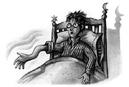 Harry Potter y la cámara secreta - Ilustración capítulo 10