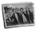 Harry Potter y las Reliquias de la Muerte - Ilustración capítulo 10
