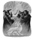 Harry Potter y las Reliquias de la Muerte - Ilustración capítulo 8
