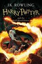 Harry Potter and the Half-Blood Prince portada británica versión 2015
