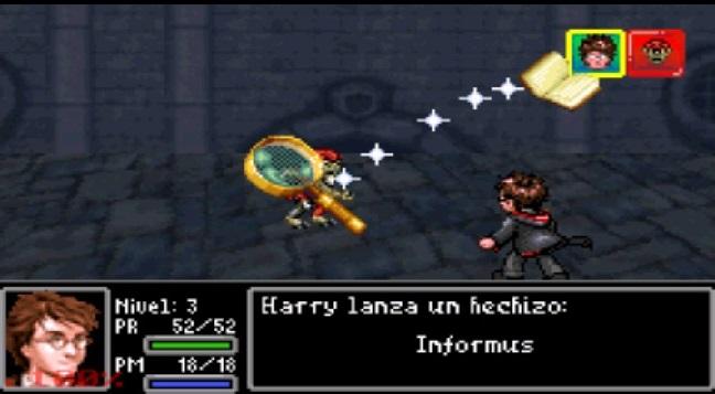 Hechizo informous