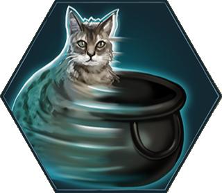 De gato a caldero