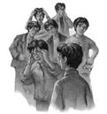 Harry Potter y las Reliquias de la Muerte - Ilustración capítulo 4