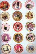 PAPA Placas ornamentales de Dolores Umbridge